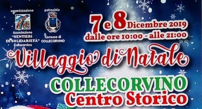 Villaggio di Natale 2019 a Collecorvino