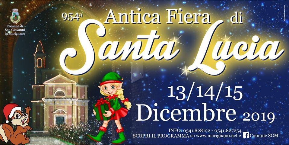 Antica Fiera di Santa Lucia - 954° edizione