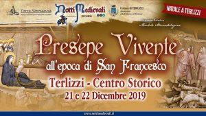 Presepe Vivente all'Epoca di San Francesco - 4° edizione
