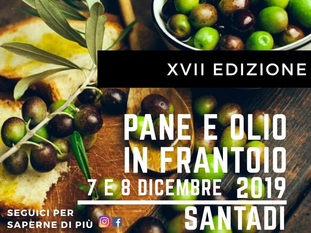 Pane e Olio in Frantoio - 17° edizione