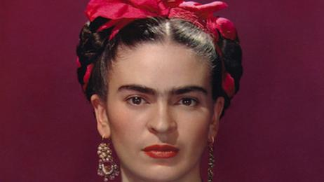 FRIDA KAHLO Through the Lens of Nickolas Muray