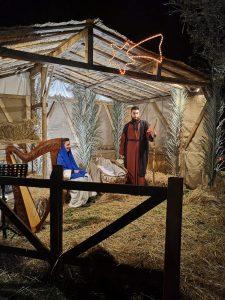 Presepe Vivente Parrocchia Nostra Signora di Lourdes