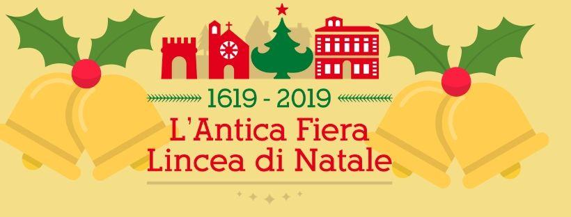 Antica Fiera Lincea di Natale 1619-2019
