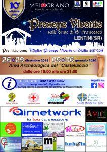 Presepe Vivente sulle Orme di San Francesco - 10° edizione