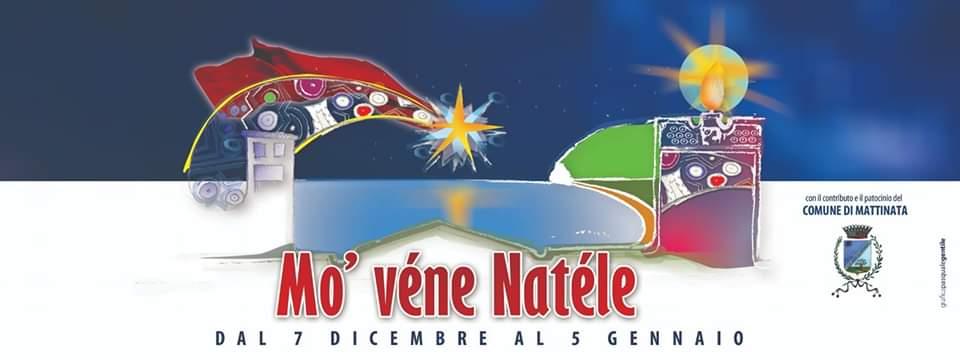 Mo' Vené Natéle - edizione 2019