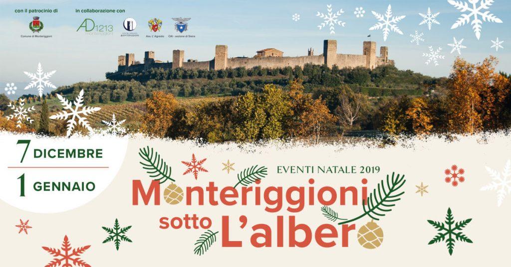 Monteriggioni Sotto l'Albero 2019