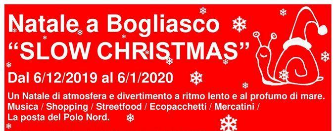 SLOW CHRISTMAS - Natale a Bogliasco
