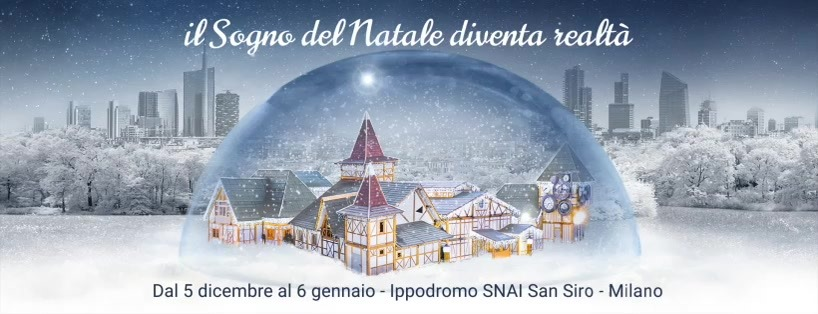Il Sogno del Natale 2019