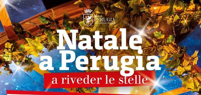Natale a Perugia a Riveder le Stelle
