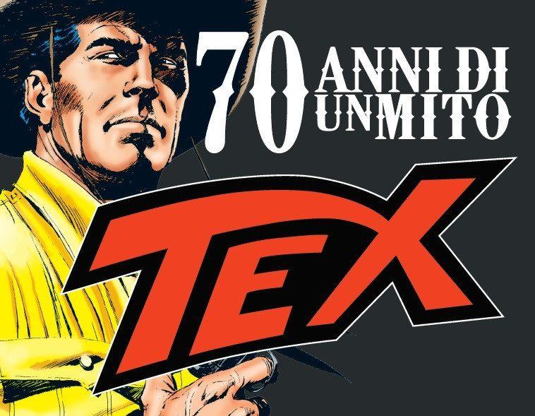 TEX. Settanta Anni di un Mito