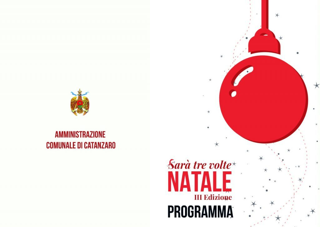 Sarà Tre Volte Natale - 3° edizione