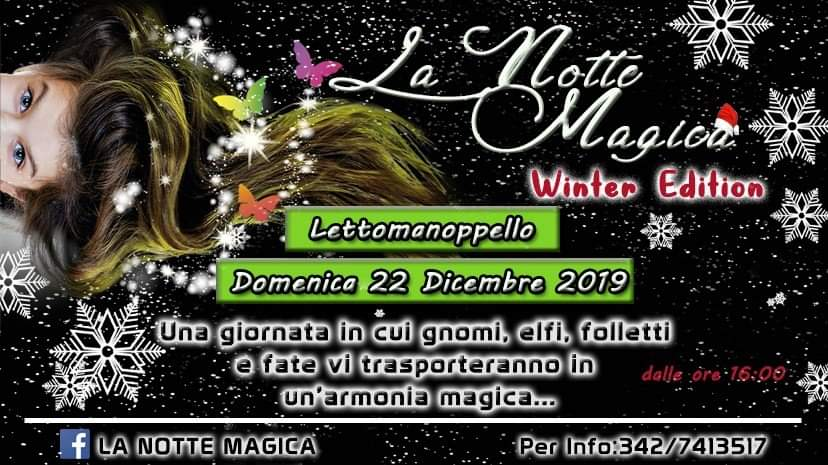 La Notte Magica - Winter Edition