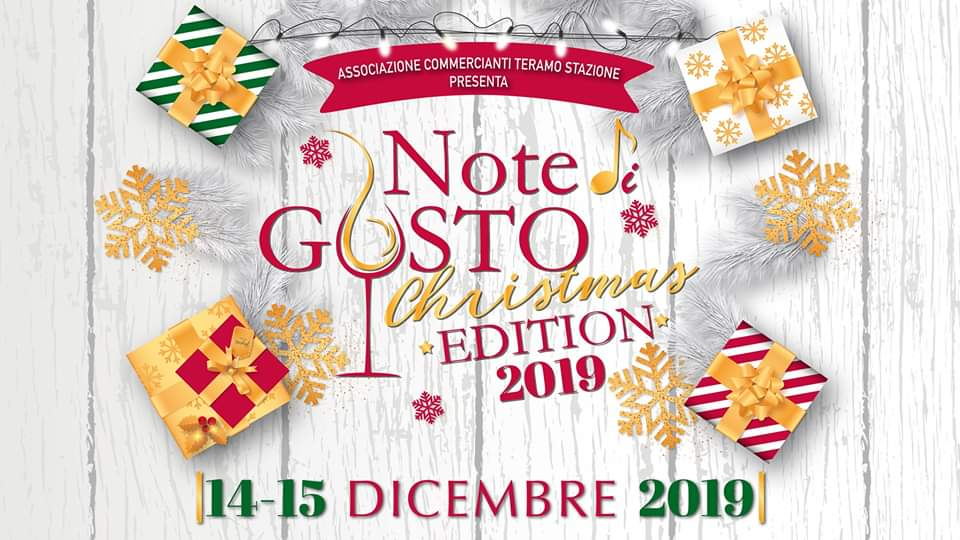 Note di Gusto - Christmas Edition 2019