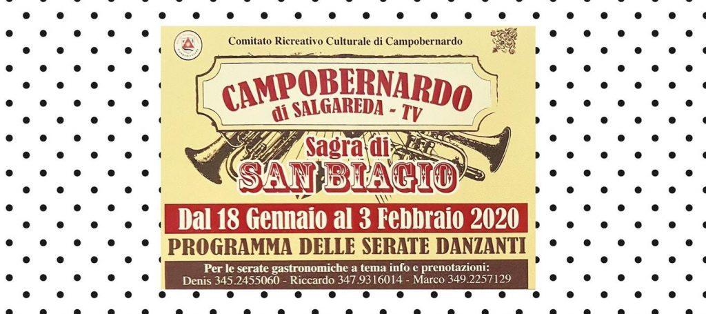Sagra di San Biagio - edizione 2020