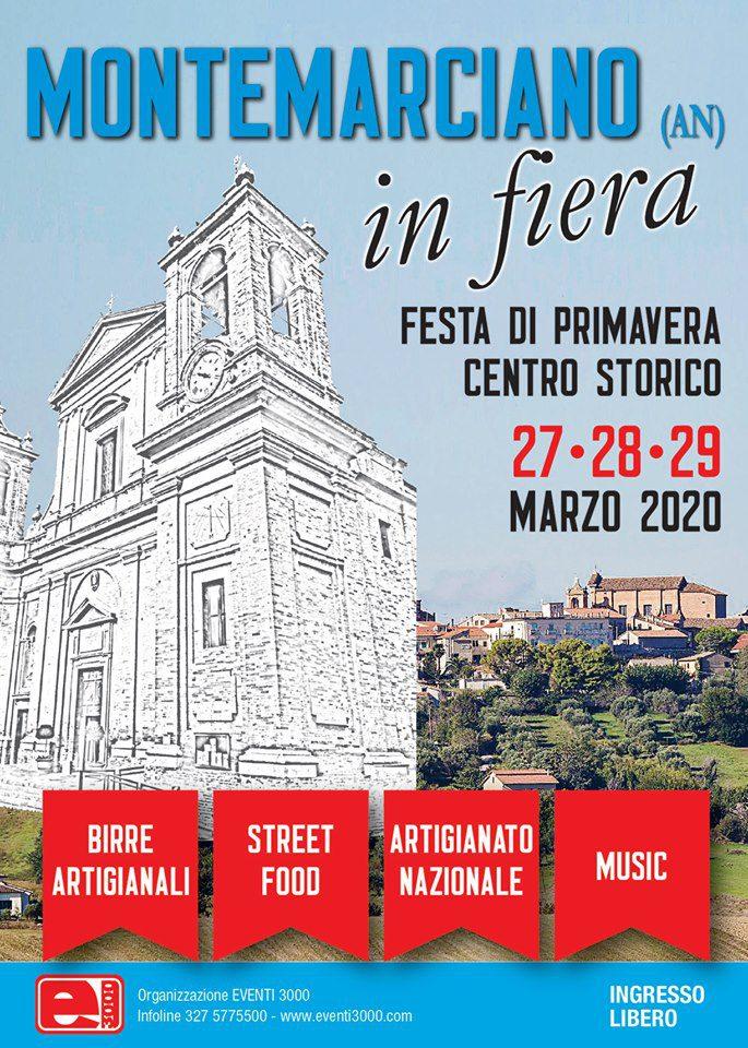 Montemarciano in Fiera - edizione 2020