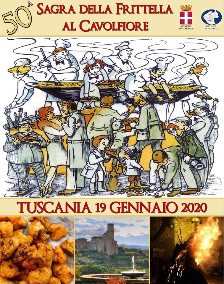 Sagra della Frittella al Cavolfiore - 50° edizione