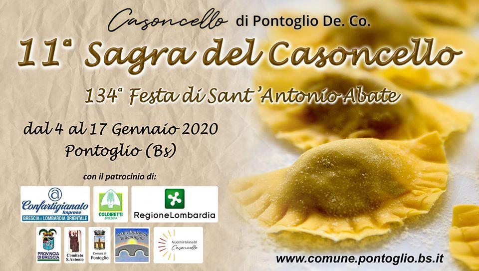 Sagra del Casoncello - 11° edizione