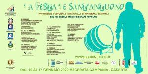 Festa di Sant'Antuono e Battuglie di Pastellessa 2020