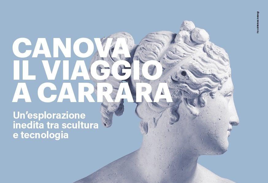 CANOVA - Il Viaggio a Carrara