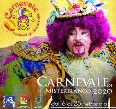Carnevale di Misterbianco - edizione 2020