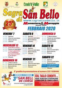 Sagra di San Bello - 25° edizione