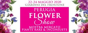 Perugia Flower Show - edizione 2020