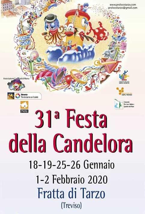 Festa della Candelora - 31° edizione