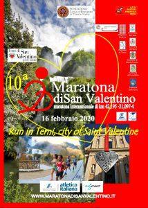 Maratona di San Valentino - 10° edizione