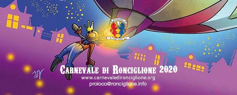 Carnevale Storico di Ronciglione - edizione 2020