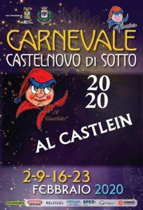 AL CASTLEIN - Carnevale di Castelnovo di Sotto 2020