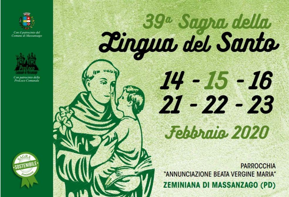 Sagra della Lingua del Santo - 39° edizione