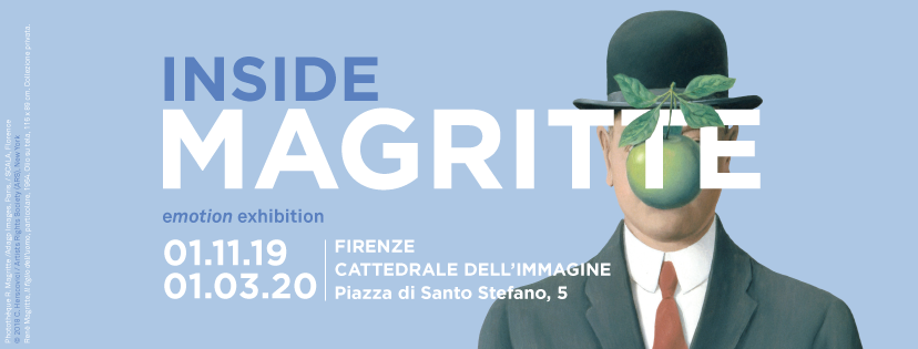 INSIDE MAGRITTE - Emotion Exhibition