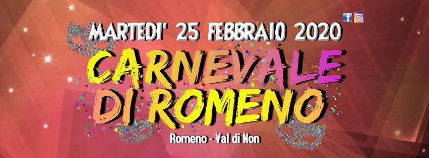 Gran Carnevale di Romeno - edizione 2020