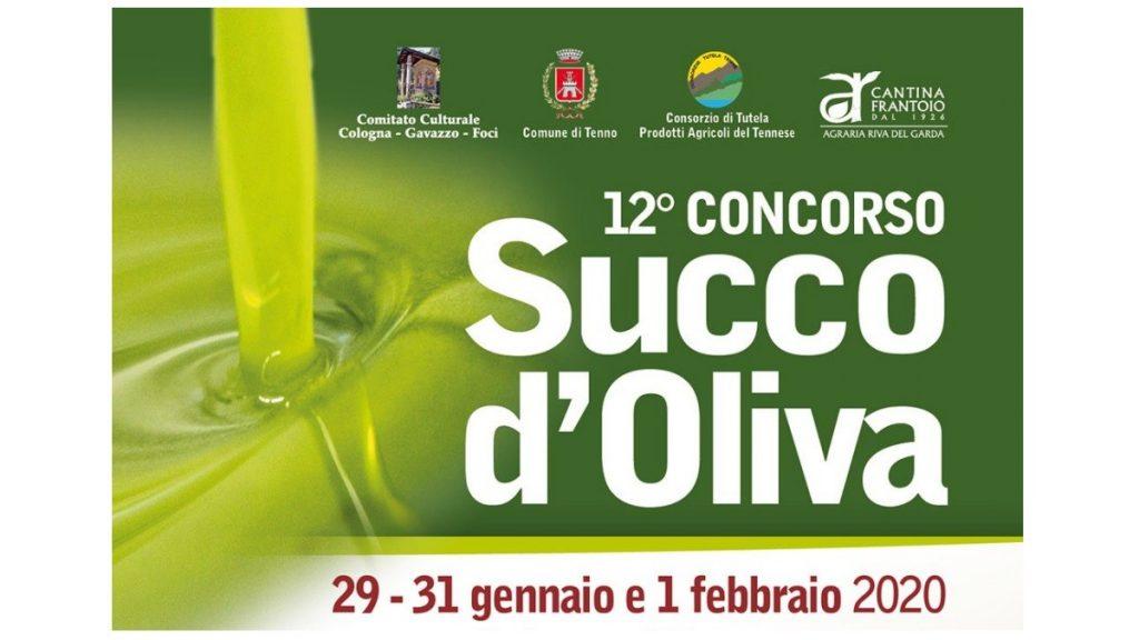 Concorso Succo d'Oliva - 12° edizione