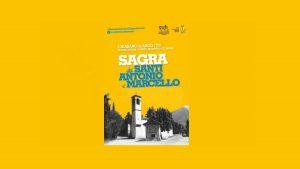 Sagra dei Santi Antonio e Marcello - edizione 2020
