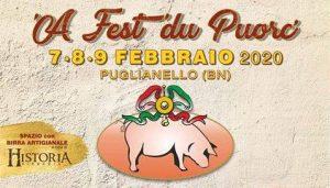 'A Fest du Puorc' - 16° edizione