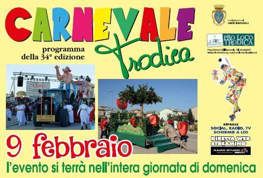 Carnevale di Trodica - 34° edizione