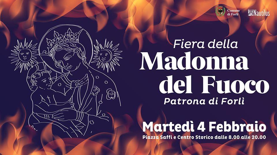 Fiera della Madonna del Fuoco - edizione 2020