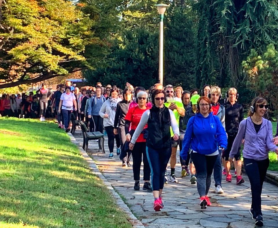 FitnessWalk al Parco Ducale