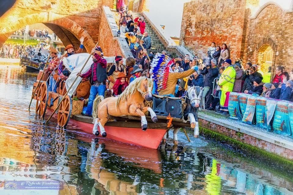 Carnevale sull'Acqua - 9° edizione