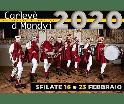 Carlevè 'd Mondvì - edizione 2020