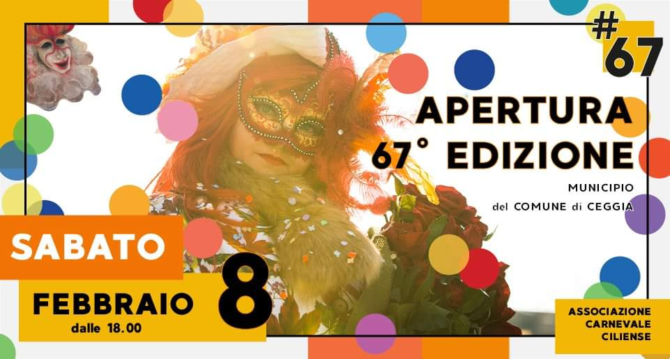 Carnevale dei Ragazzi di Ceggia - 67° edizione