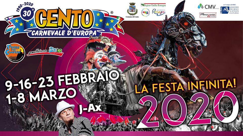Cento Carnevale d'Europa - 30° edizione