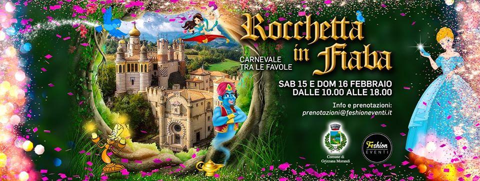 Rocchetta in Fiaba - Carnevale tra le Favole 2020
