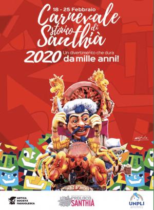Carnevale Storico di Santhià - edizione 2020
