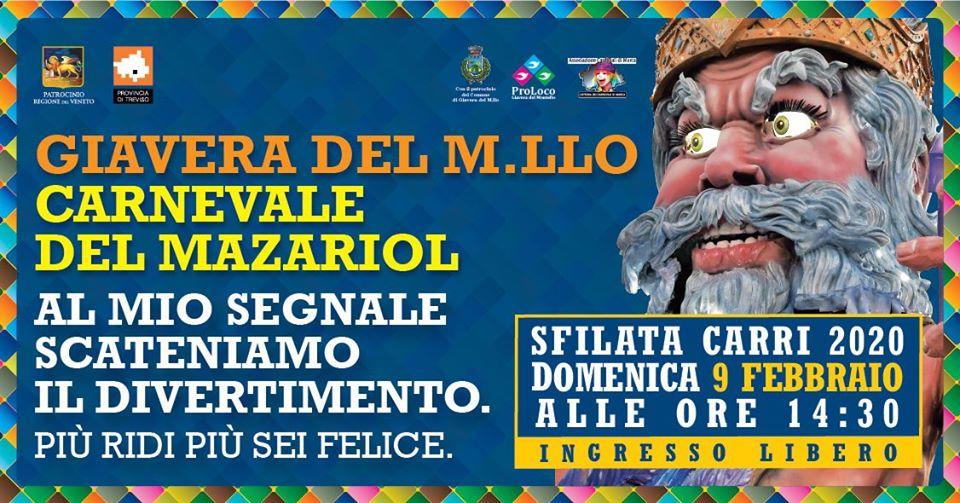 Carnevale del Mazariol - edizione 2020