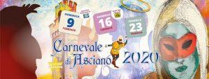 Carevale di Asciano - 47° edizione