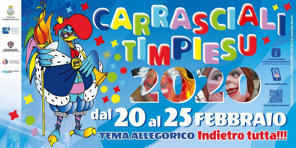 Luc Carrasciali Timpiesu - Carnevale Tempiese 2020