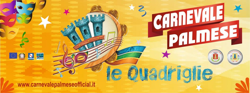 Le Quadriglie - Carnevale Palmese 2020