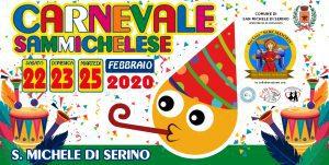 Carnevale Sammichelese - edizione 2020